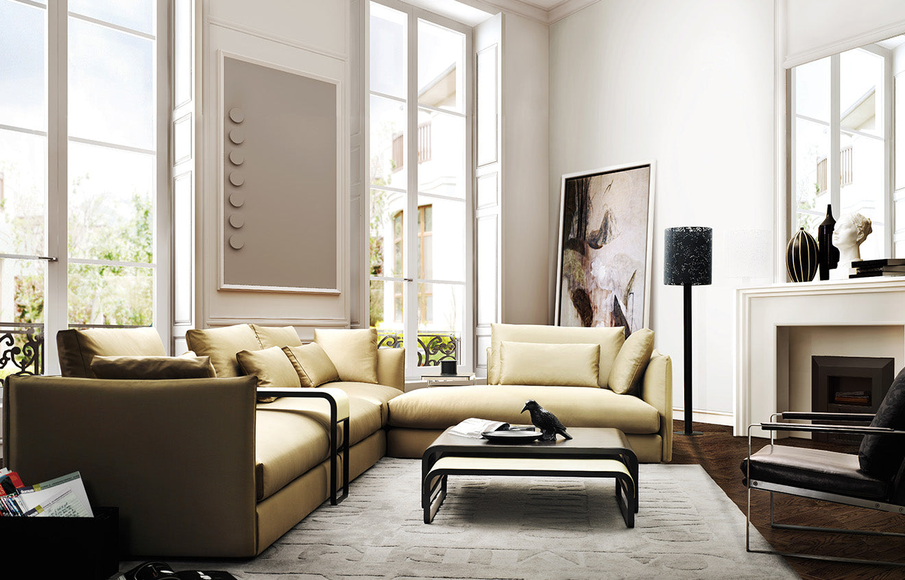 Luxury contemporary furniture from Camerich