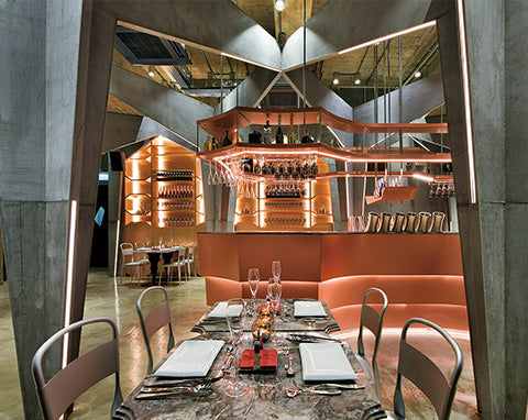 Castello 4 Luxury Restaurant Design