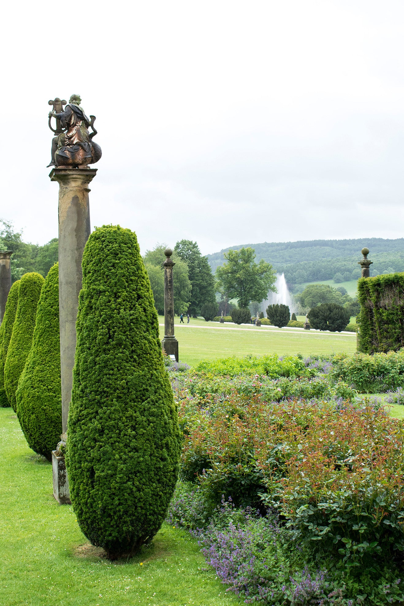 Chatsworth House Gardens