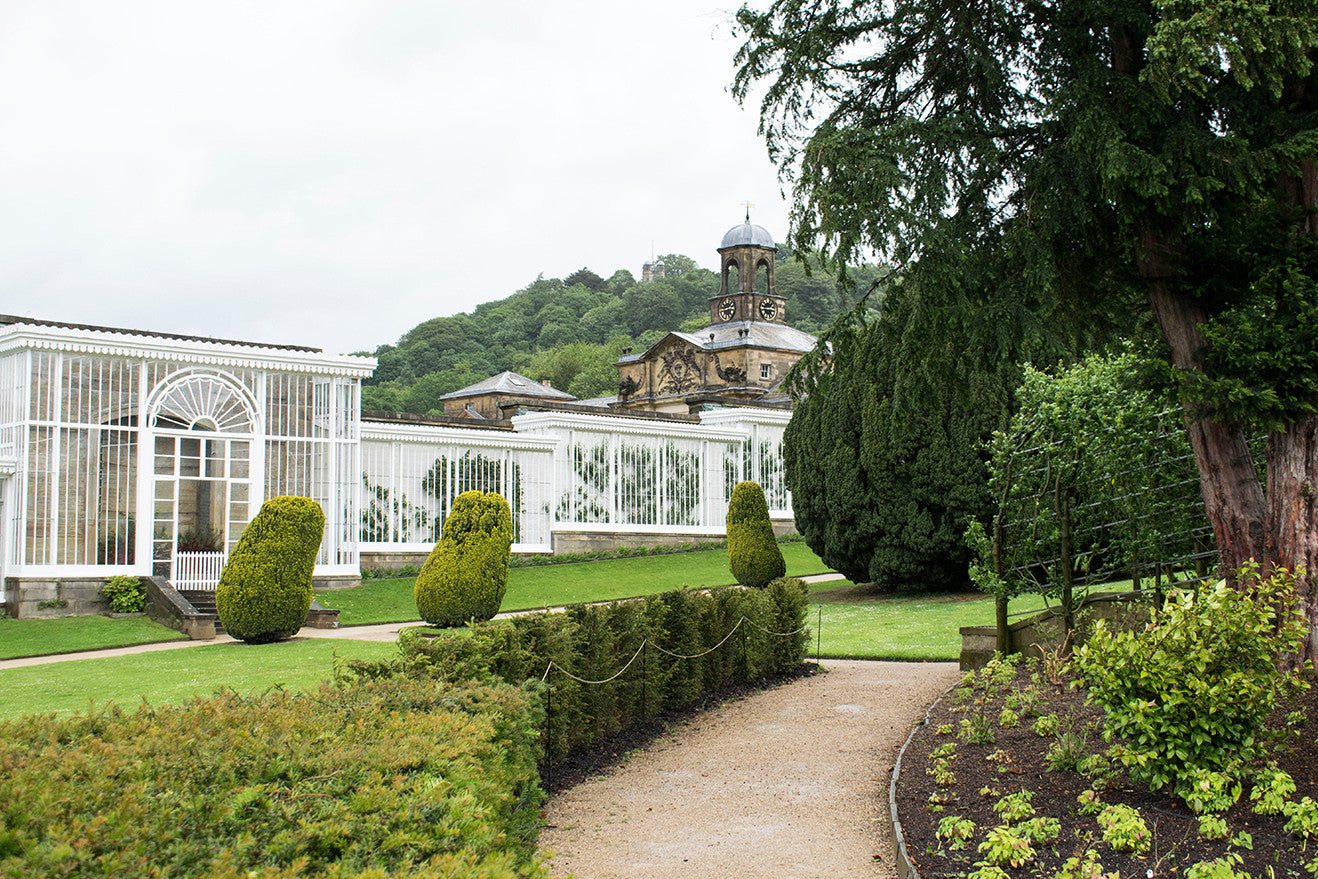 Chatsworth House Greenhouse