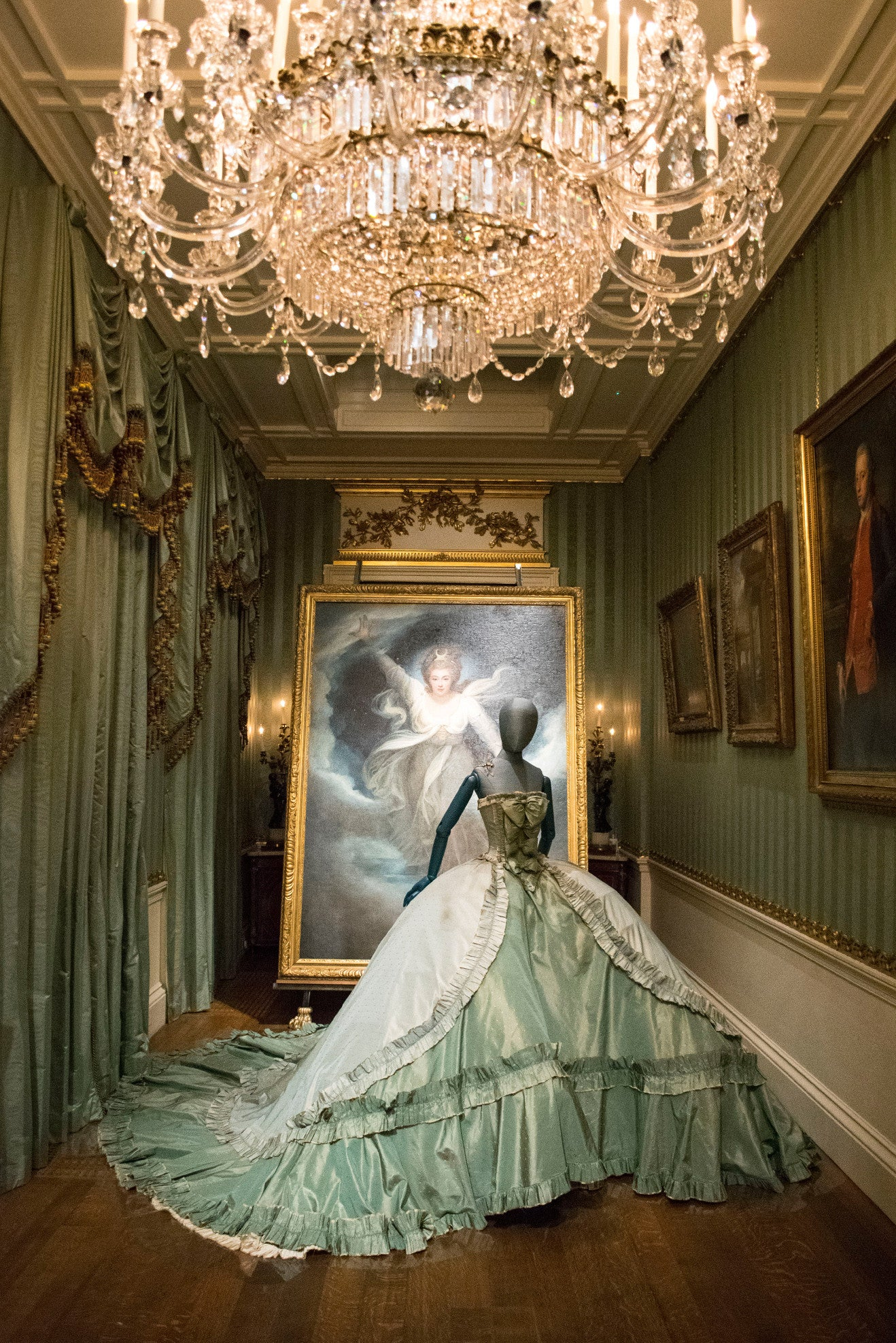 Chatsworth House Fashion Exhibition