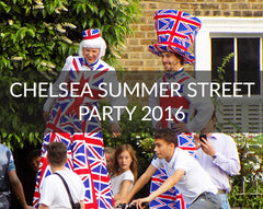 Chelsea Summer Street Party 2016