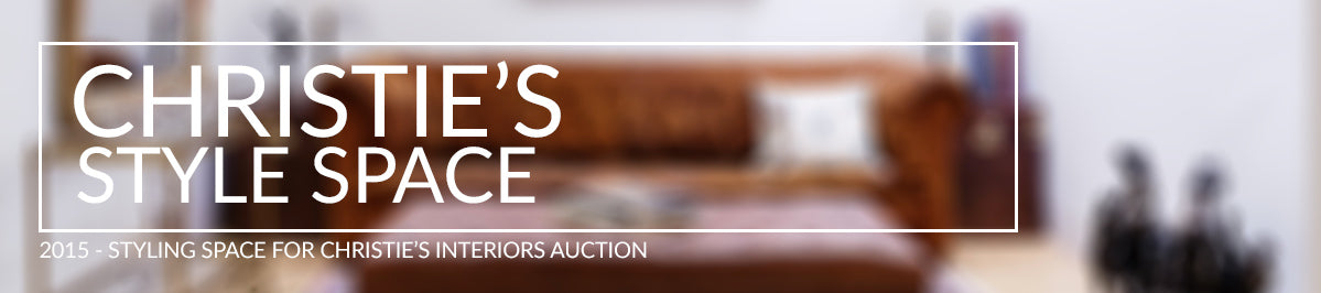 Christie's Auction House Interiors Styling