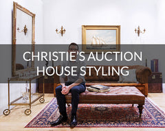 Christie's Auction House Styling Event