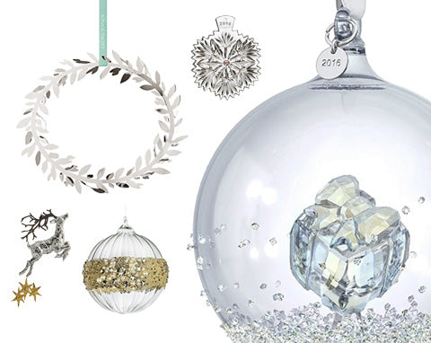 Top Christmas ornaments 2016