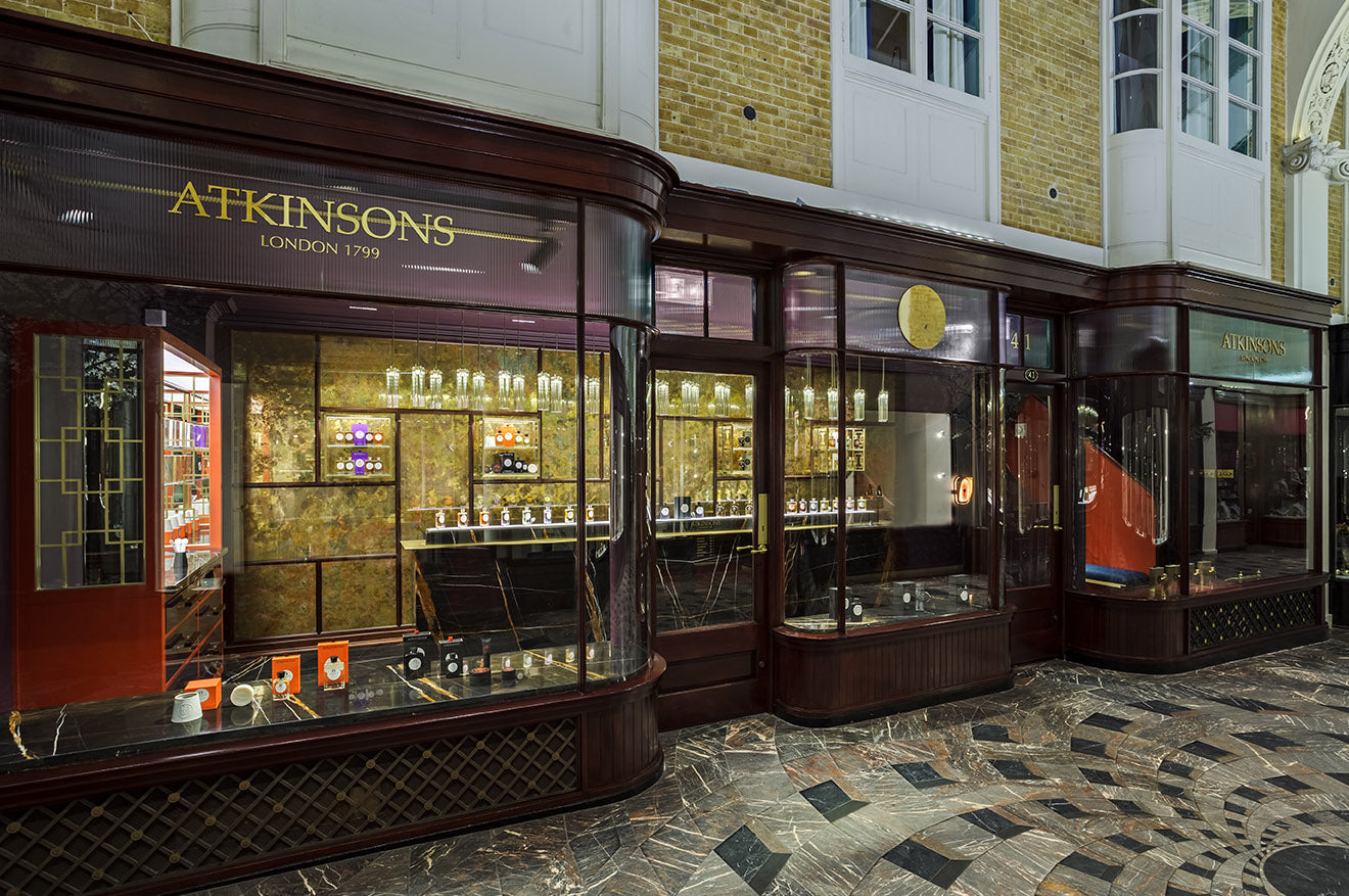 Atkinsons London Burlington Arcade