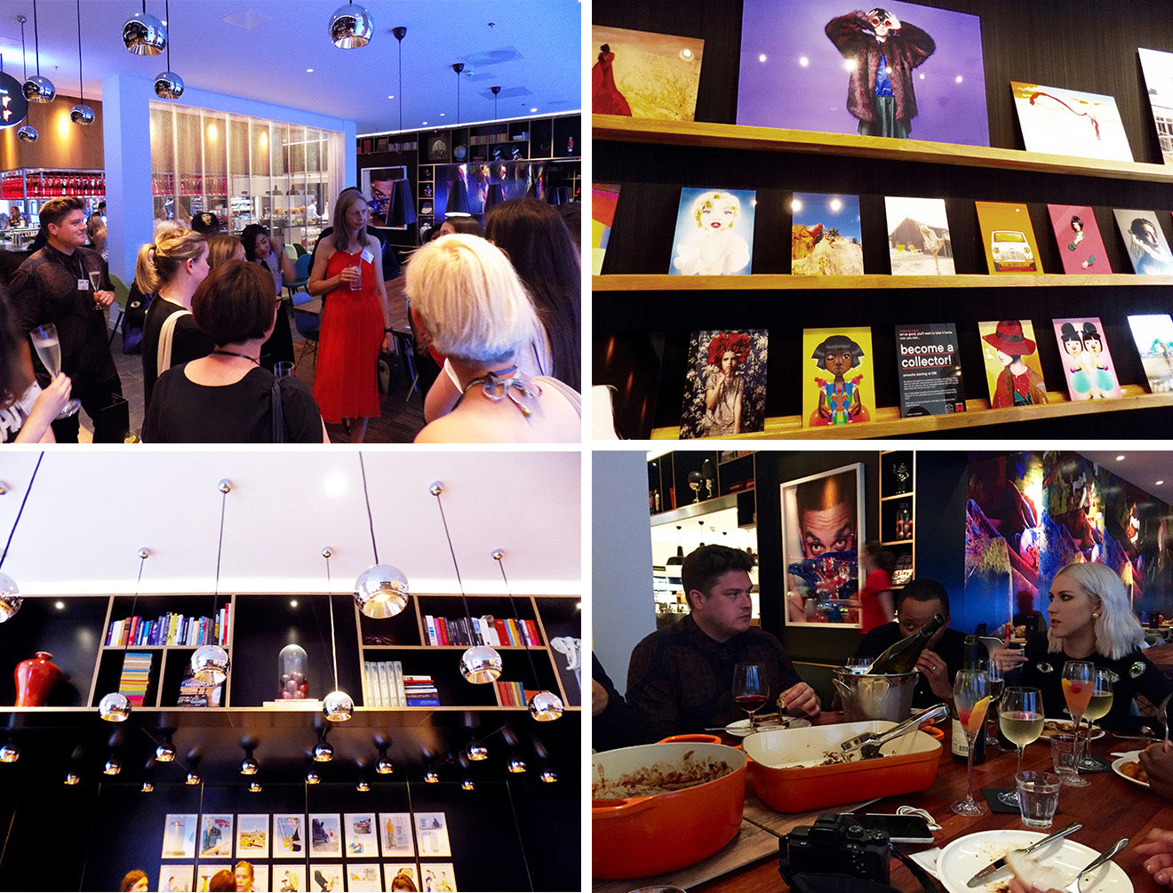 Highlights from the CitizenM bloggers event