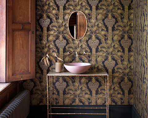 Cole & Son collaboration with Martyn Lawrence Bullard