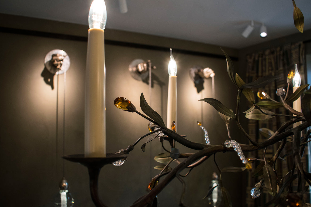 Cox London Luxury lighting