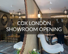 Cox London Showroom Opening