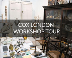 Cox London Workshop Tour