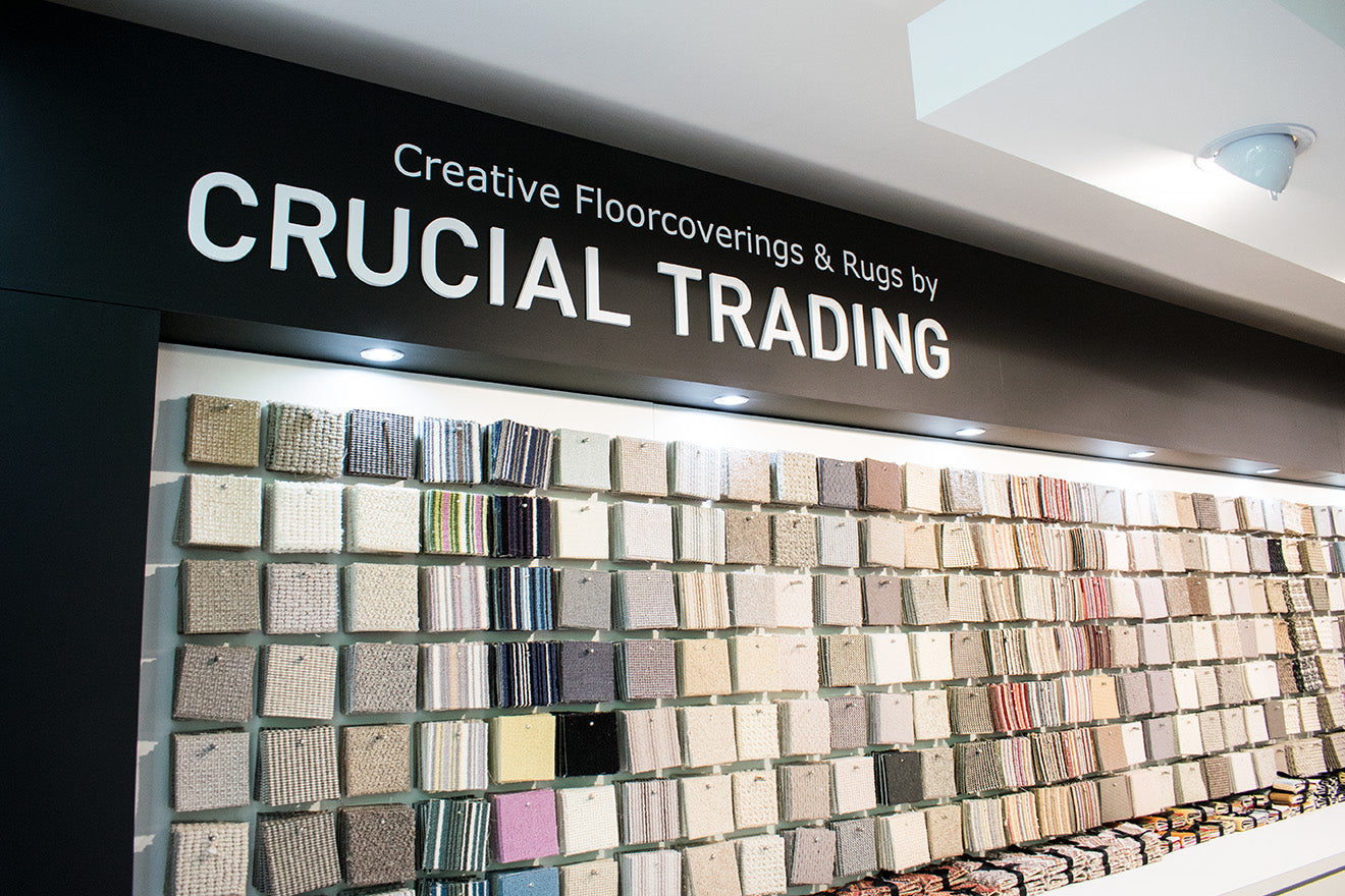 Crucial Trading showroom Creating a Bespoke Rig Design