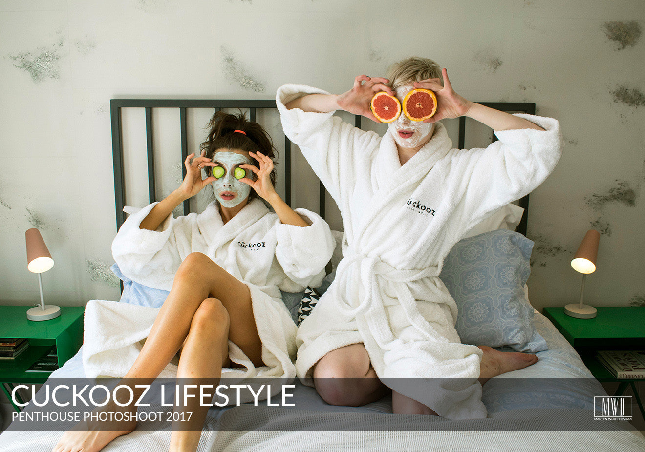 Cuckooz long stay serviced apartments London pamper session