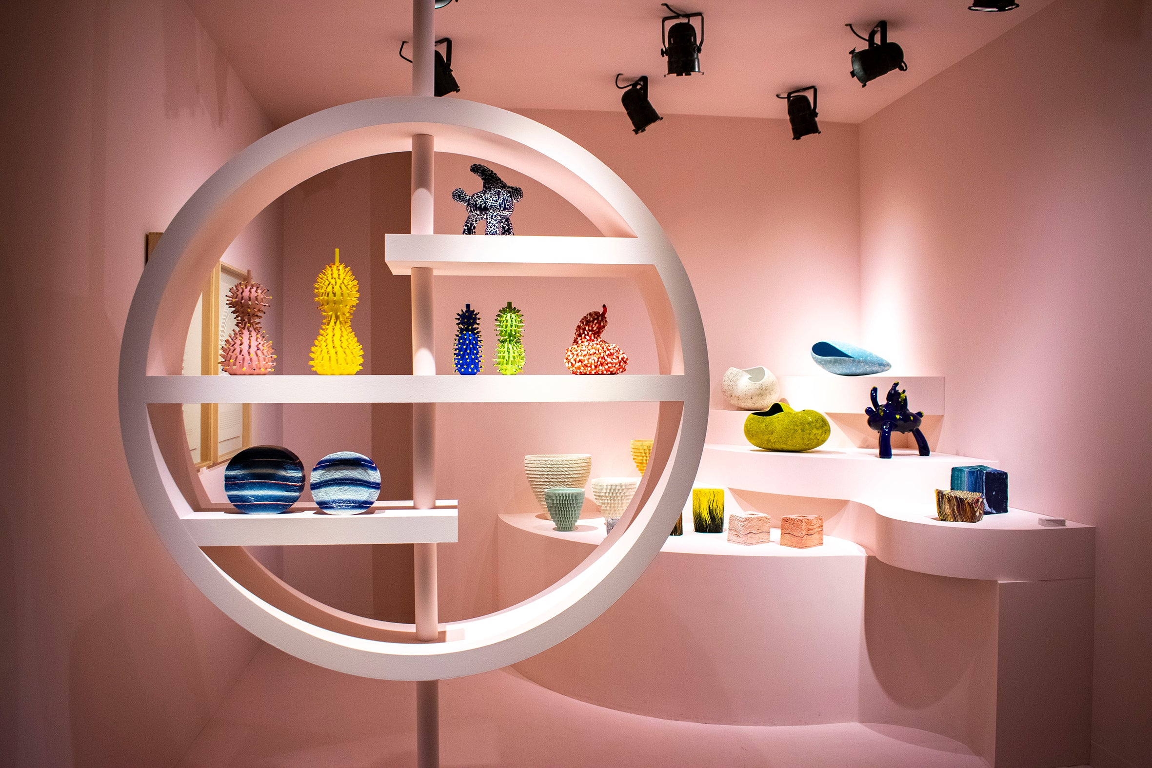 J Lohmann Gallery on display at Design Miami