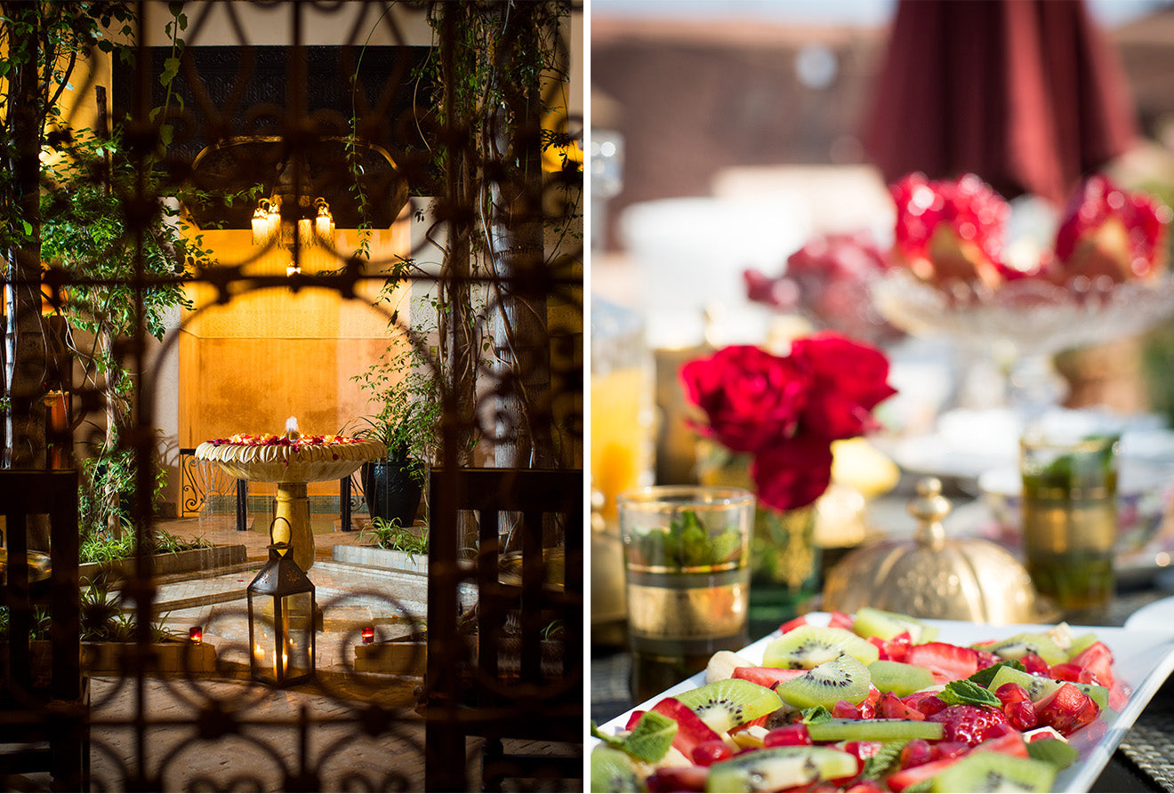Luxury Marrakech hotels