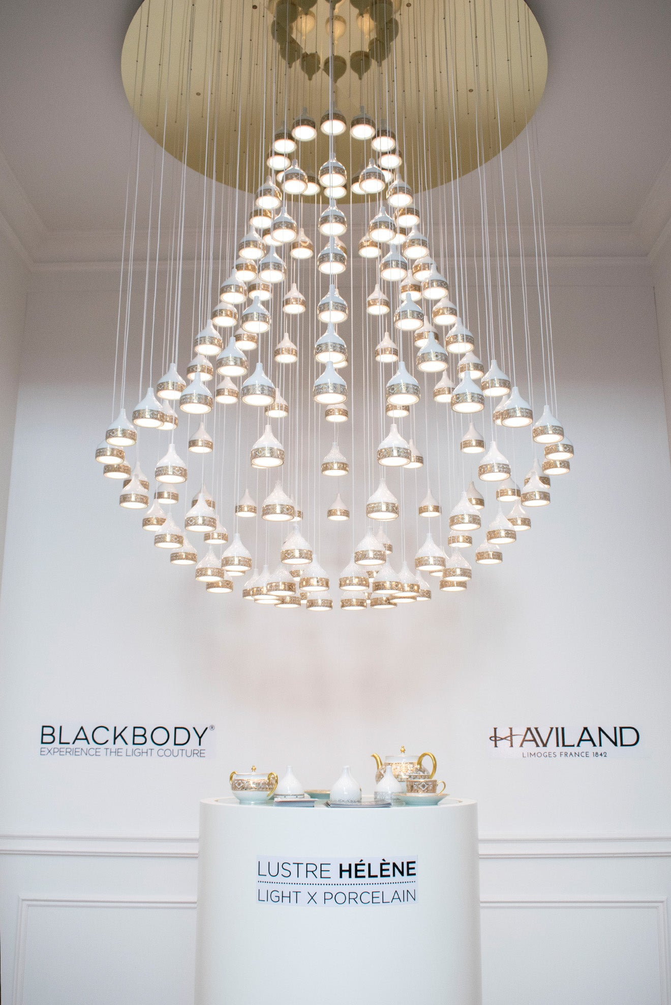 Blackbody lighting and Haviland Collaboration designjunction
