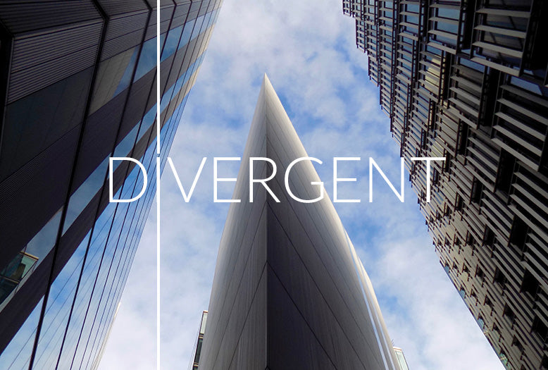 Divergent Artwork collection modern london architecture