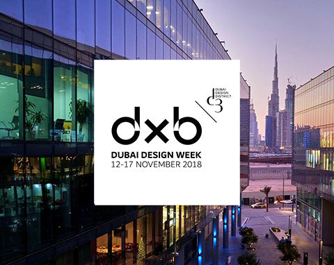 Martyn White Designs Visits Dubai Design Week