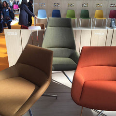 Incas stand at 100% Design London