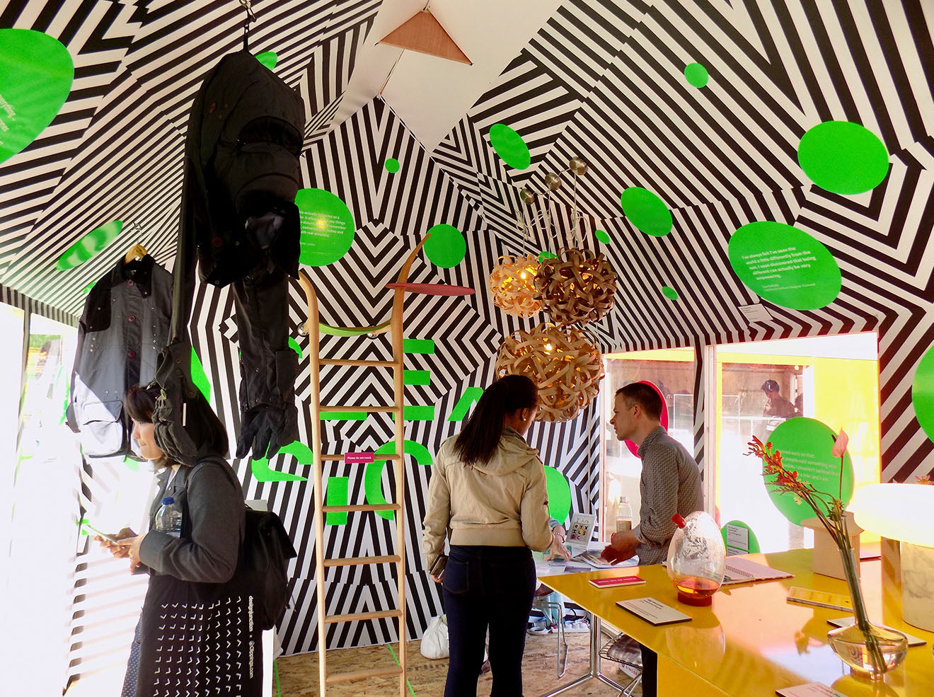 Dyslexia in design on display at designjunction London Design Festival