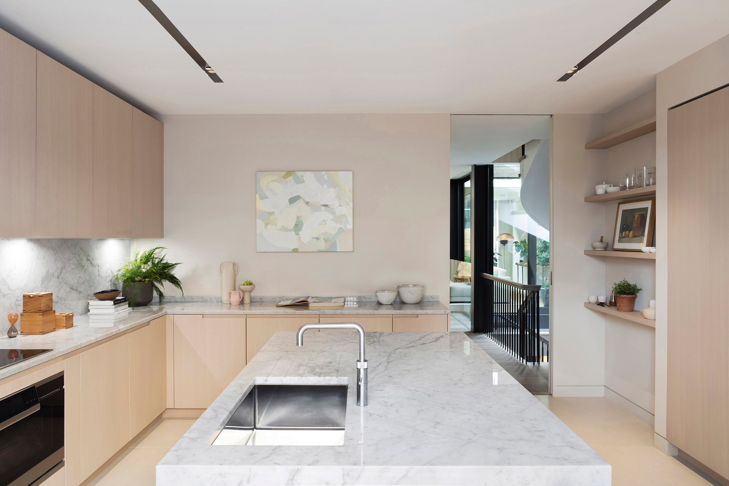Echlin Studio Leverton House Luxury Residence Kitchen