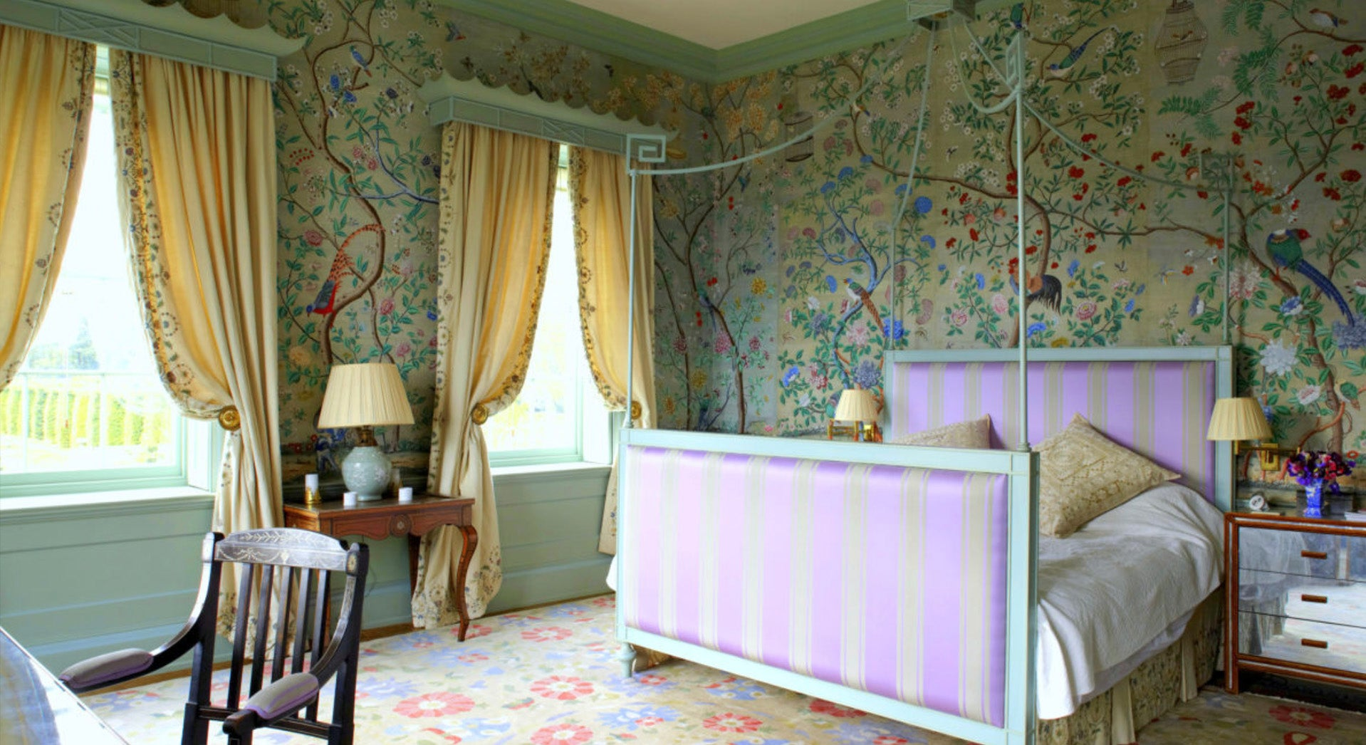 Edward Bulmer Interior Design Queen Anne Reborn