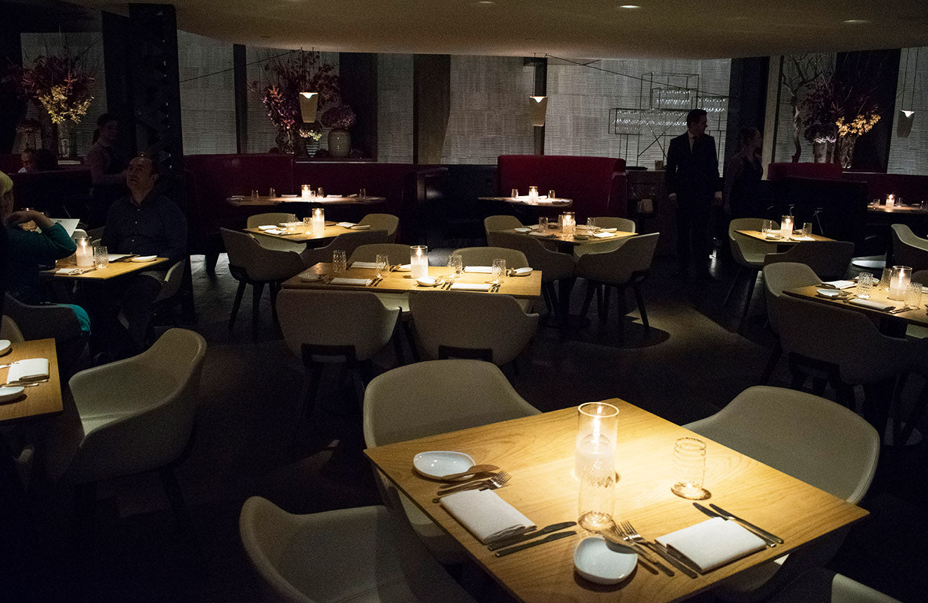 Eneko Restaurant at One Aldwych Covent Garden Lonon