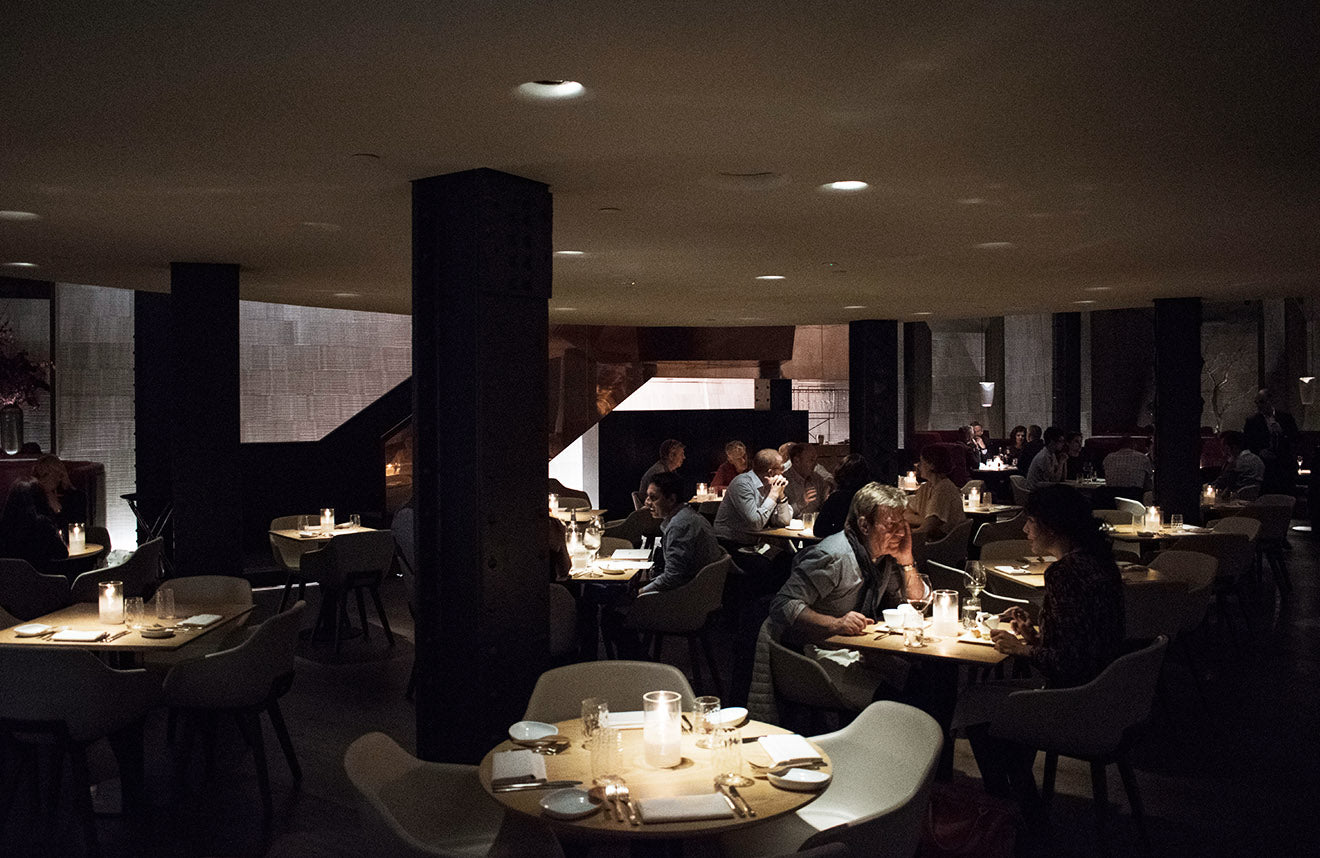Inside London Restaurant Eneko One Aldwych