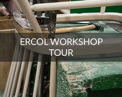 Ercol Factory and Workshop tour