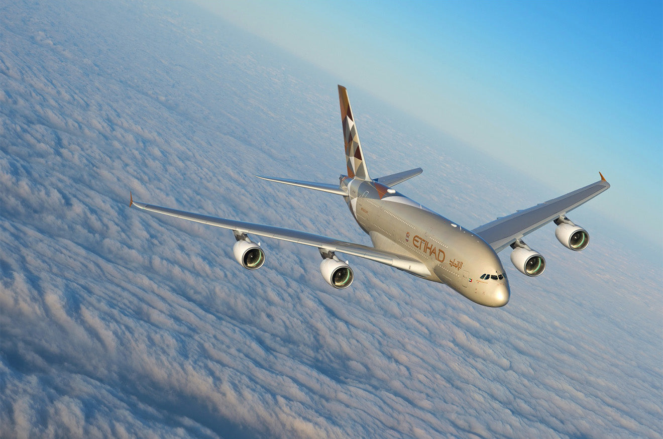 Etihad Airways A380 The Residence