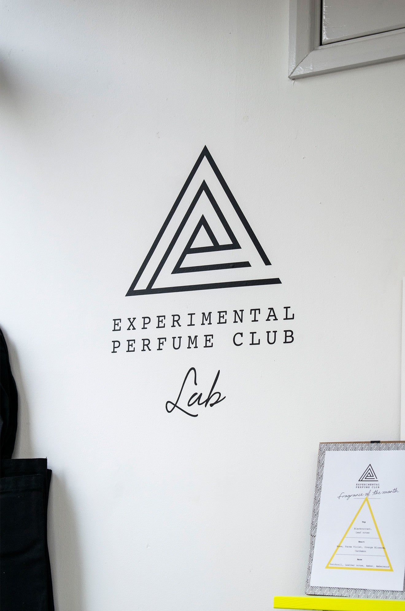 Experimental Perfume Club Logo