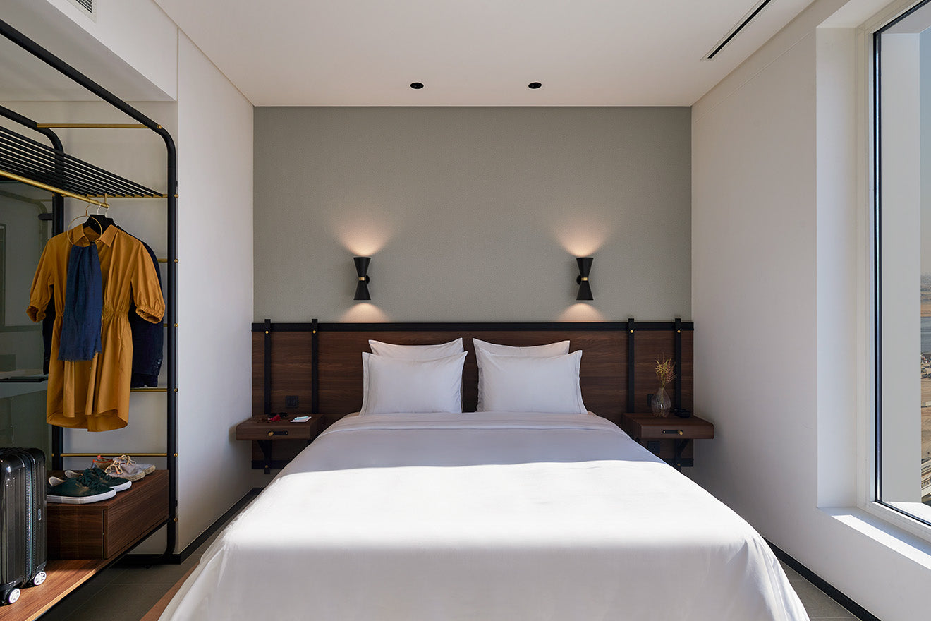 FORM Hotel Dubai Rooms and Suites