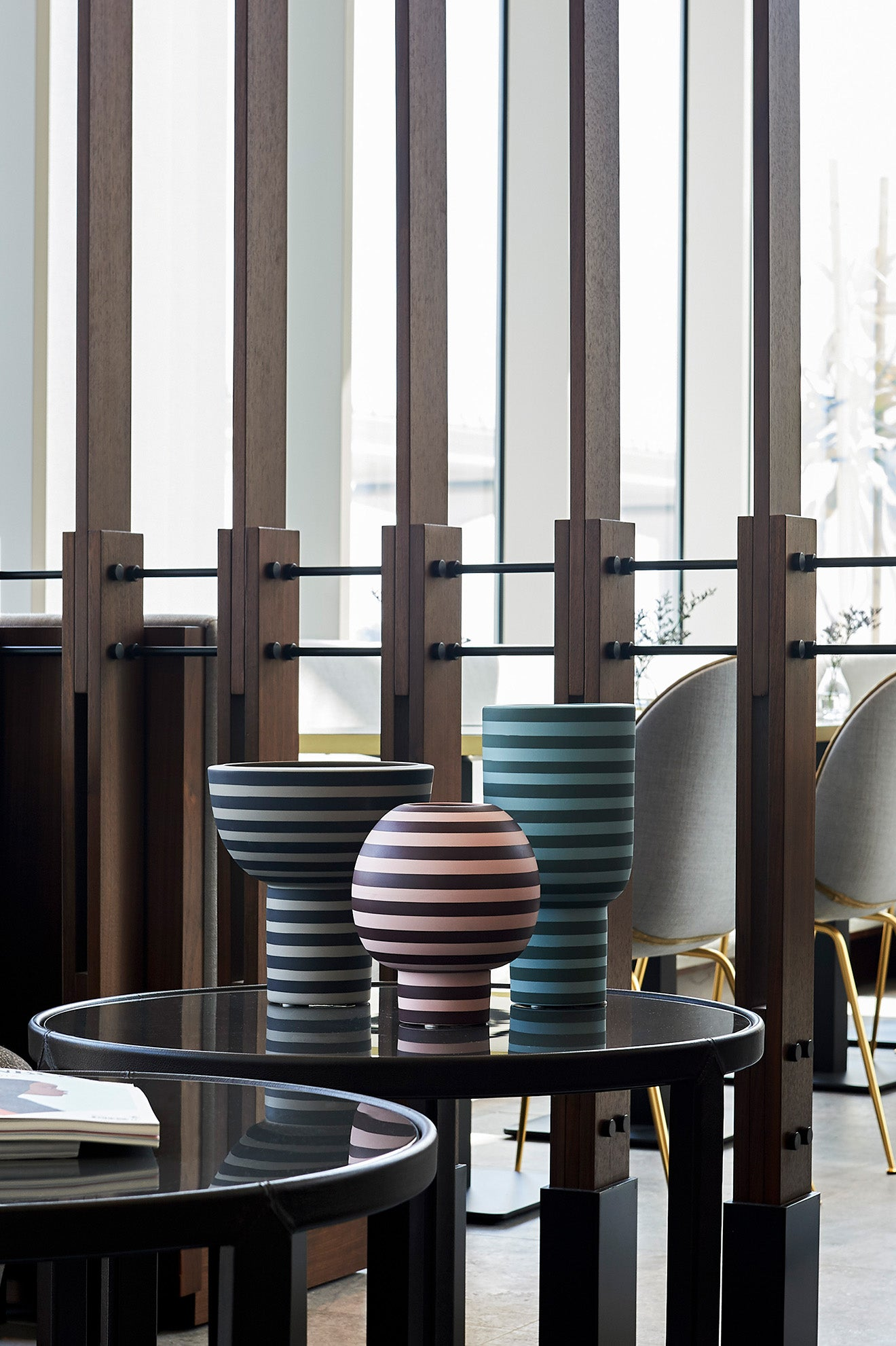 FORM Hotel Dubai Lobby Detail and Accessories
