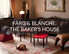 Färg & Blanche: The Baker's House