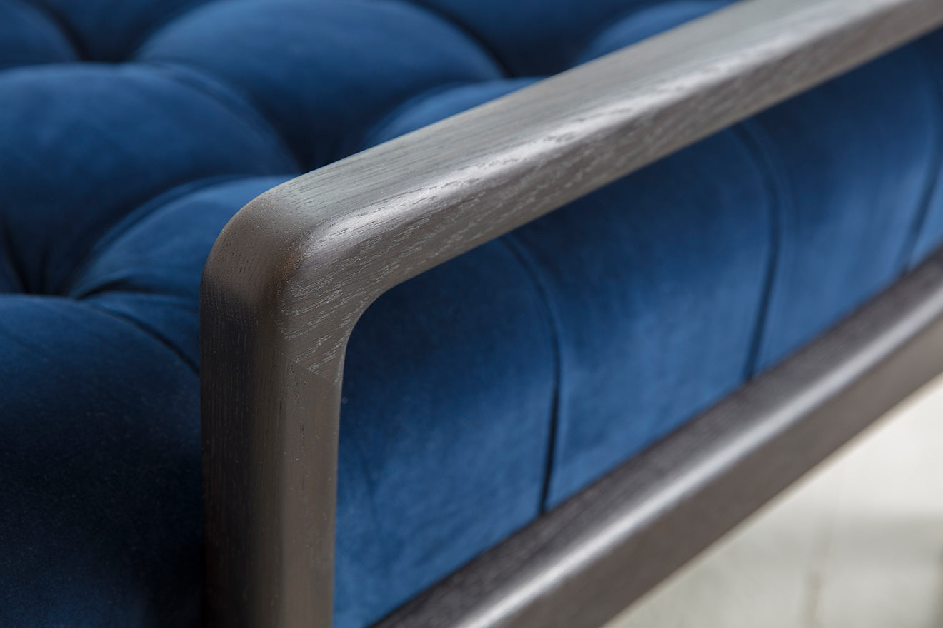 Felice James Furniture Collaboration Chais Lounge Detail
