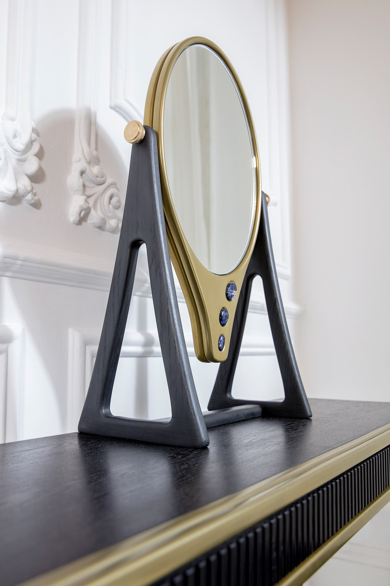 Felice James furniture collaboration Table Mirror
