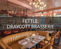 Fettle design The Draycott Brasserie