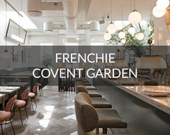 Frenchie Covent Garden designed by Emilie Bonaventure