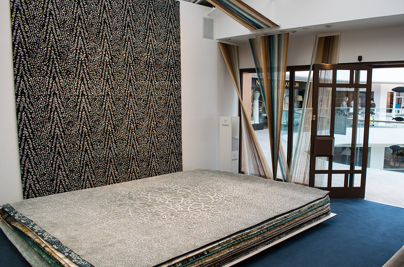 Front Rugs Showroom London