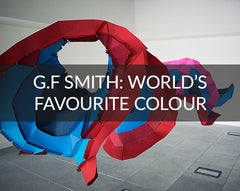 G F Smith Paper City and Worlds Favourite Colour