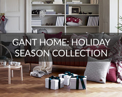 Gant Home Holiday Collection
