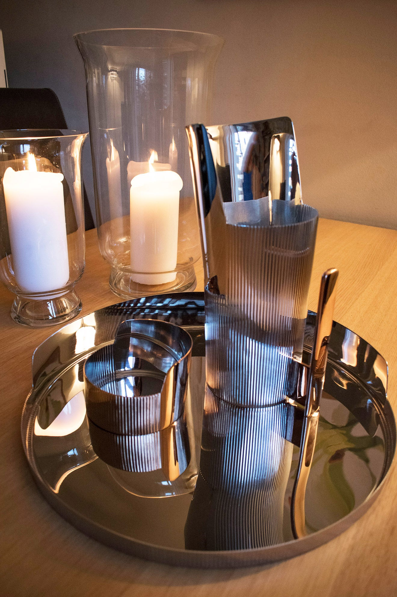 Georg Jensen Urkiola Collection designed by Patricia Urquiola