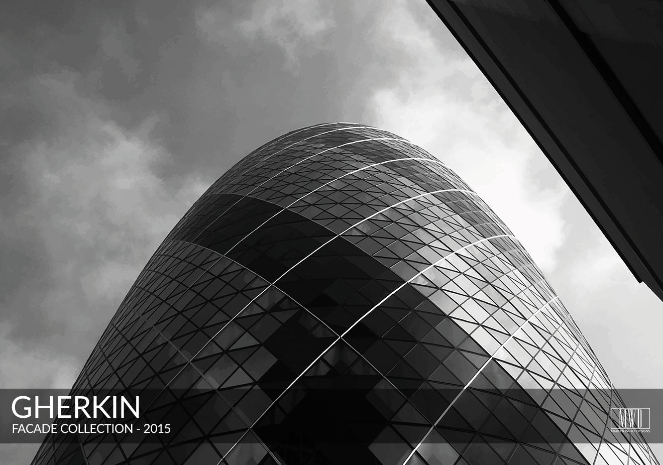 London Gherkin skyscraper photography