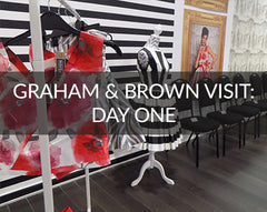 Graham & Brown Factory Tour