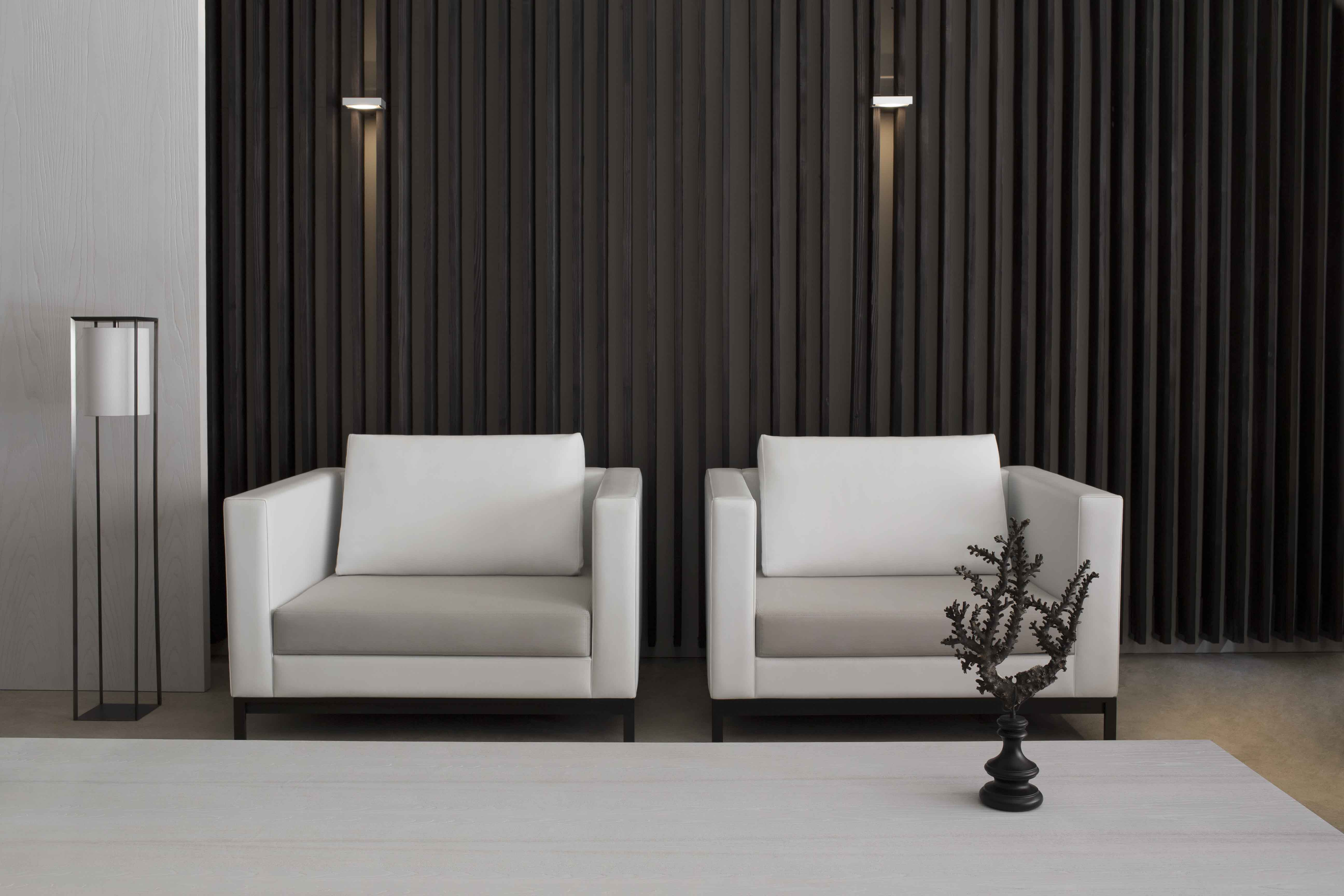 Guillaume Alan Living space chairs and table