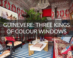 Guinevere Antiques Three Kings of Colour