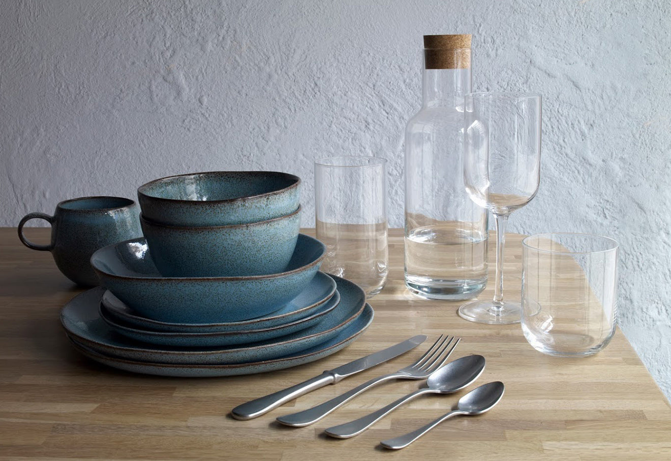 Habitat crockery and cutlery sets new season collection SS16