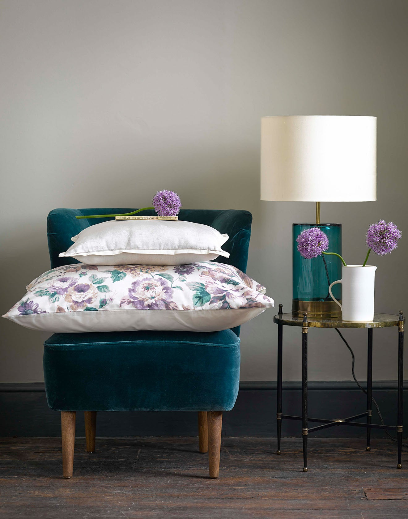 Hartford floral bedding collection from Christy