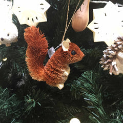 Heals Christmas Tree Squirrel