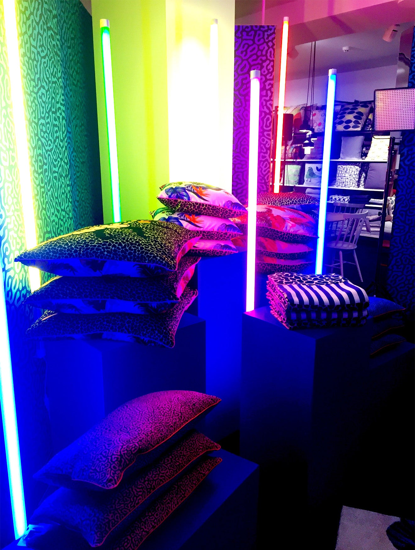 Henry Holland cushions Habitat 2016